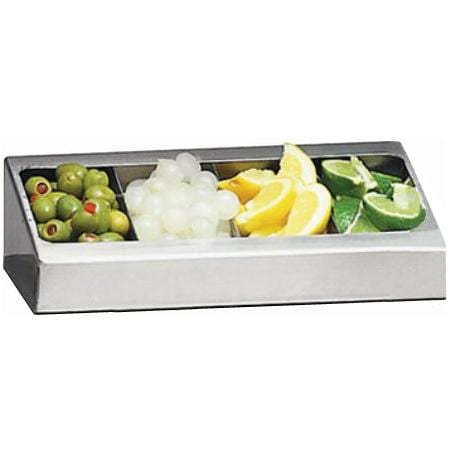 Alfresco Condiment Tray Accessory For Bartending Centers - ADCT