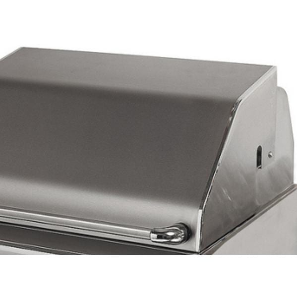 ALX2 36-Inch Natural Gas Grill On Cart With Sear Zone - Seamless Hood