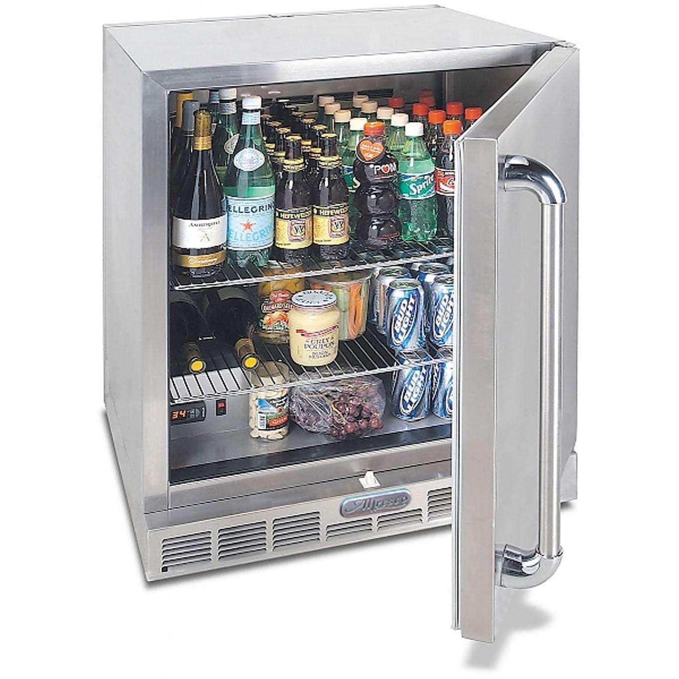 Alfresco 28-Inch Outdoor Compact Refrigerator