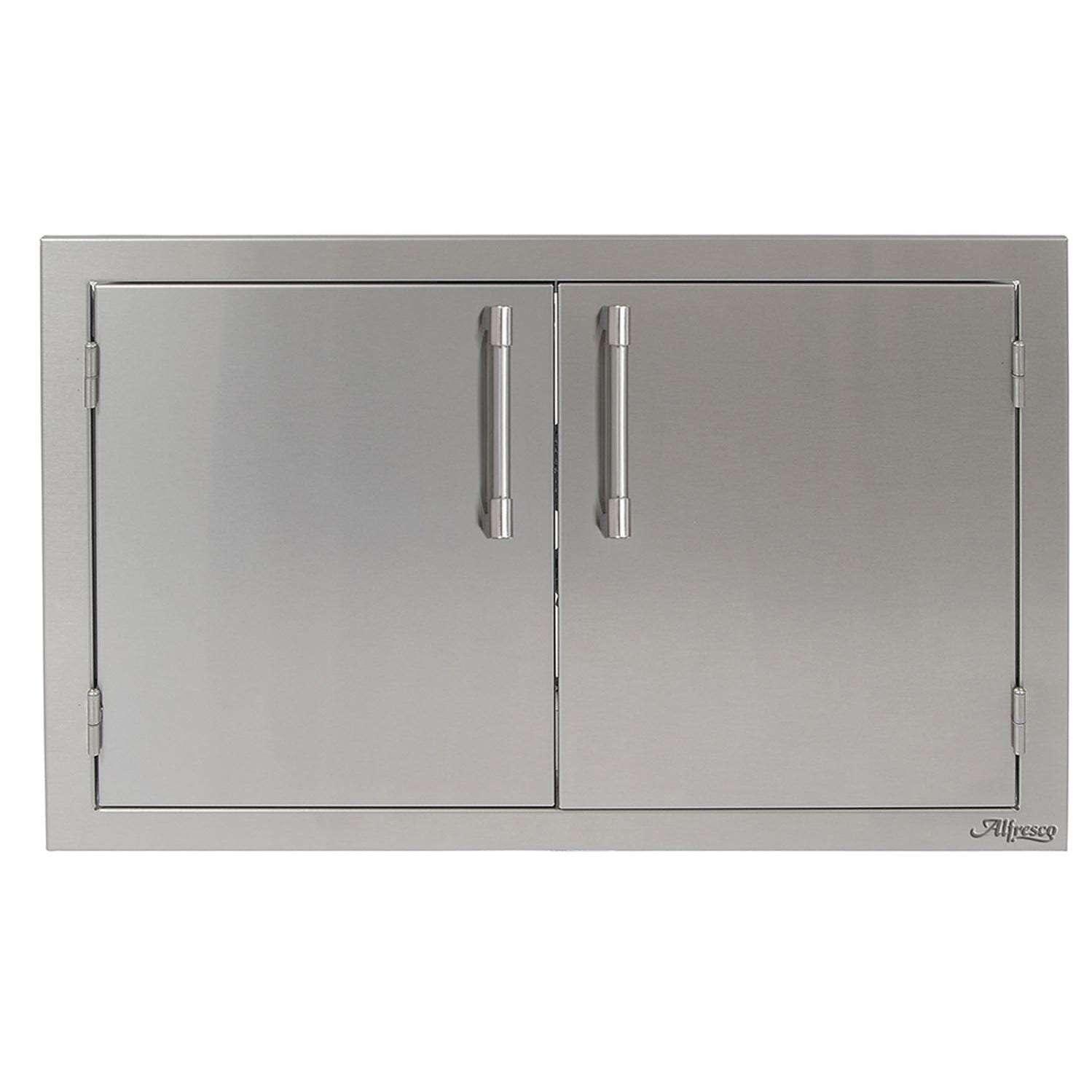 Alfresco 42-Inch Double Access Doors