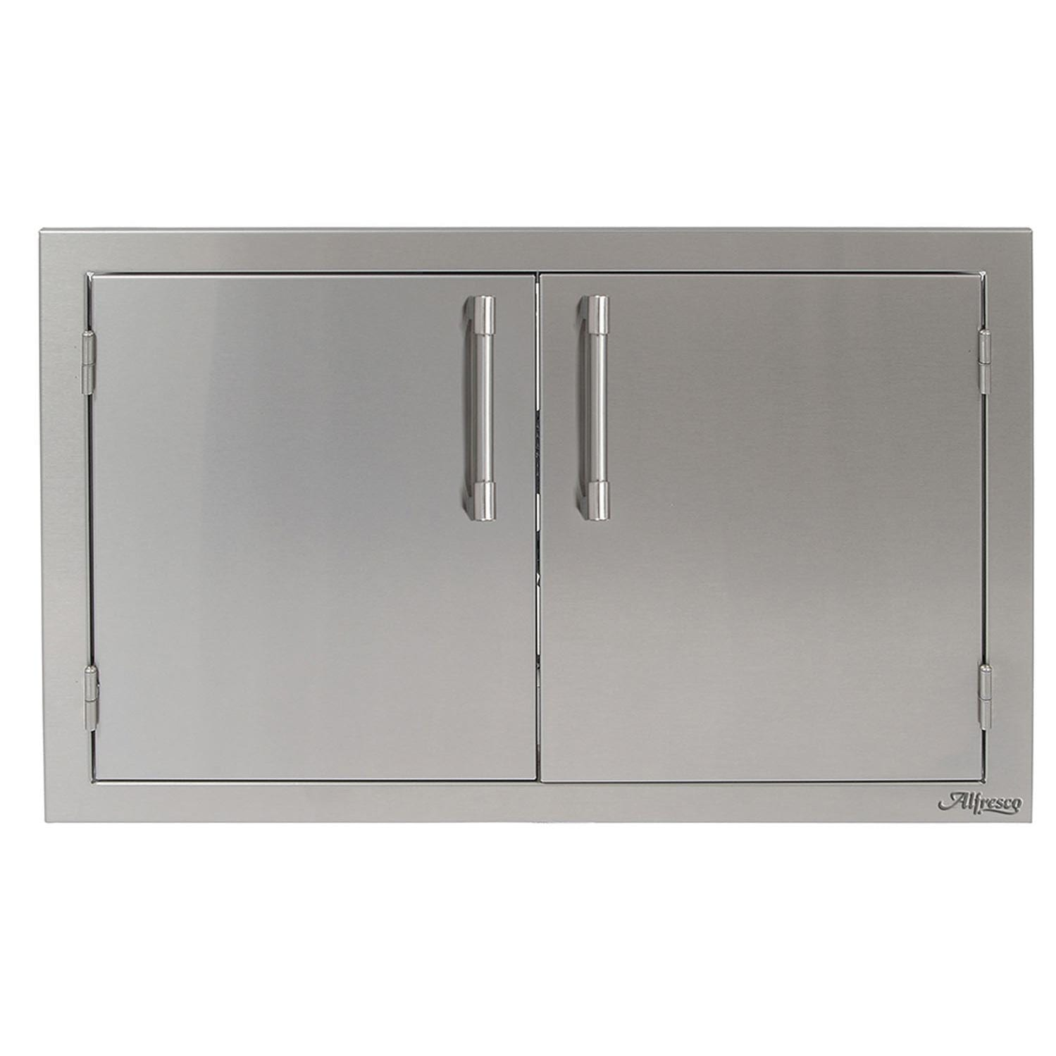 Alfresco 30-Inch Double Access Doors