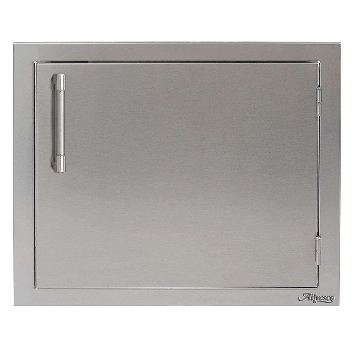 Alfresco 23-Inch Right-Hinged Single Access Door