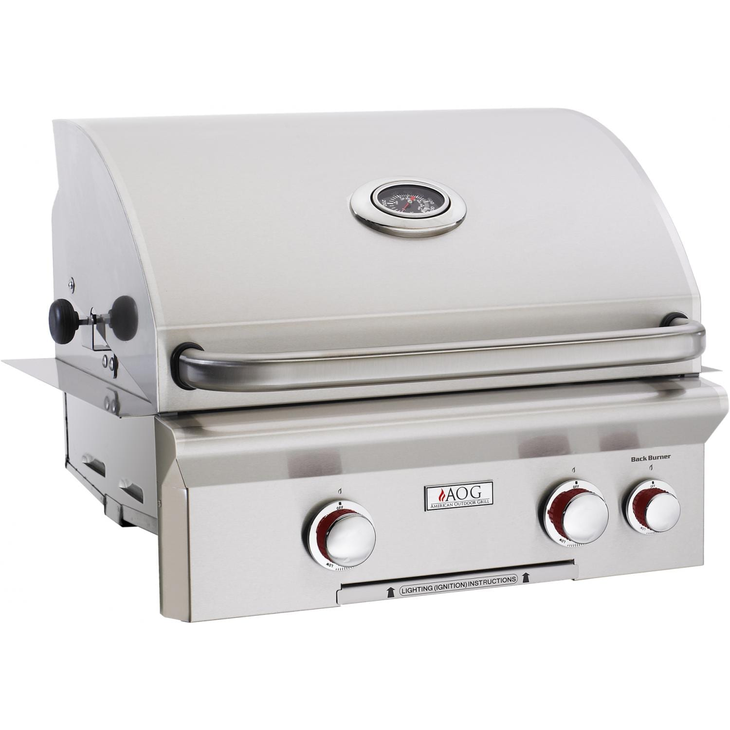 American Outdoor Grill T-Series 24-Inch 2-Burner Gas Grill Plus Rotisserie