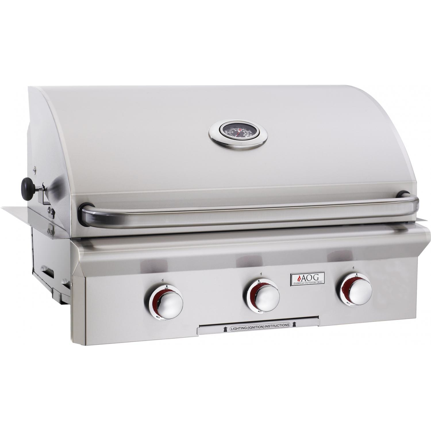 American Outdoor Grill T-Series 30-Inch 3-Burner Propane Gas Grill