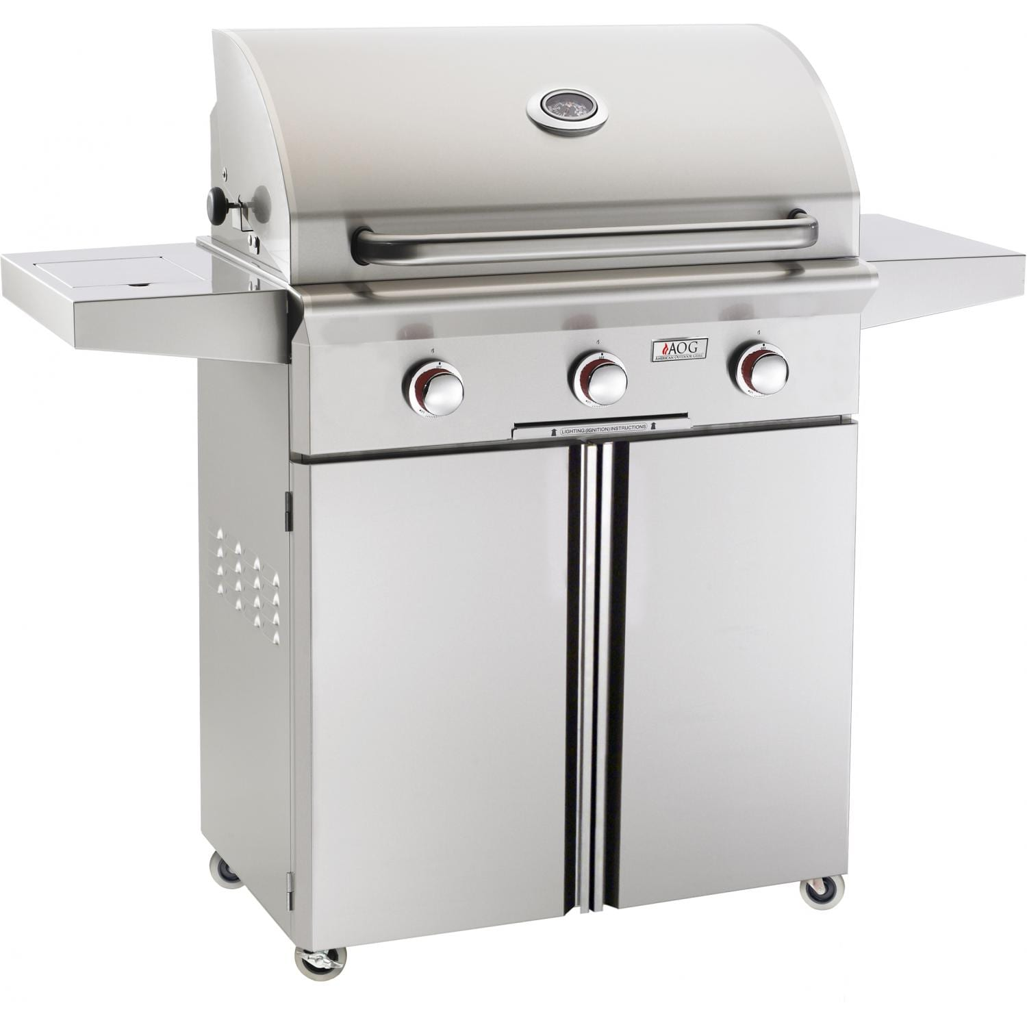 American Outdoor Grill T-Series 30-Inch Freestanding Natural Gas Grill
