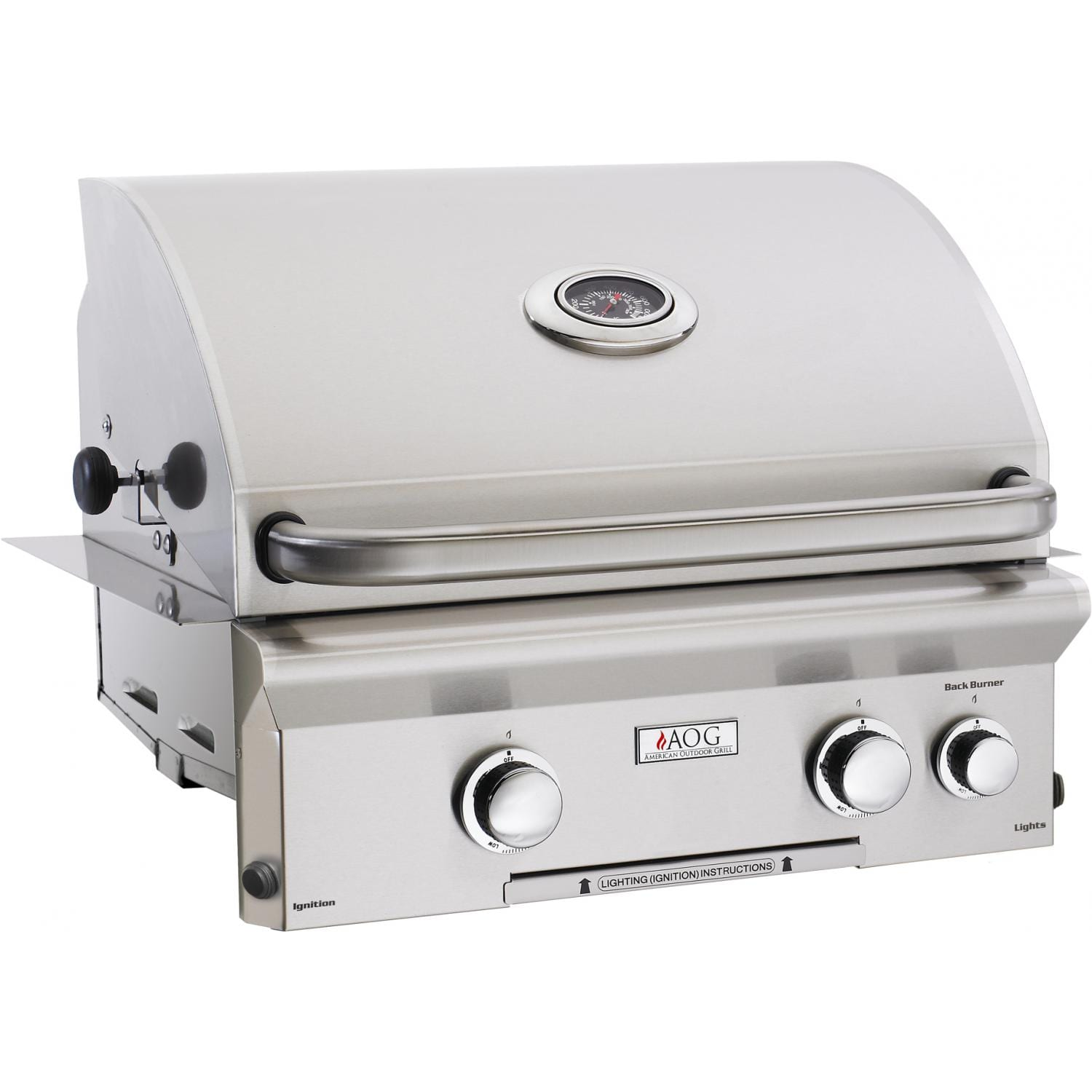 American Outdoor Grill L-Series 24-Inch Natural Gas Grill Plus Rotisserie