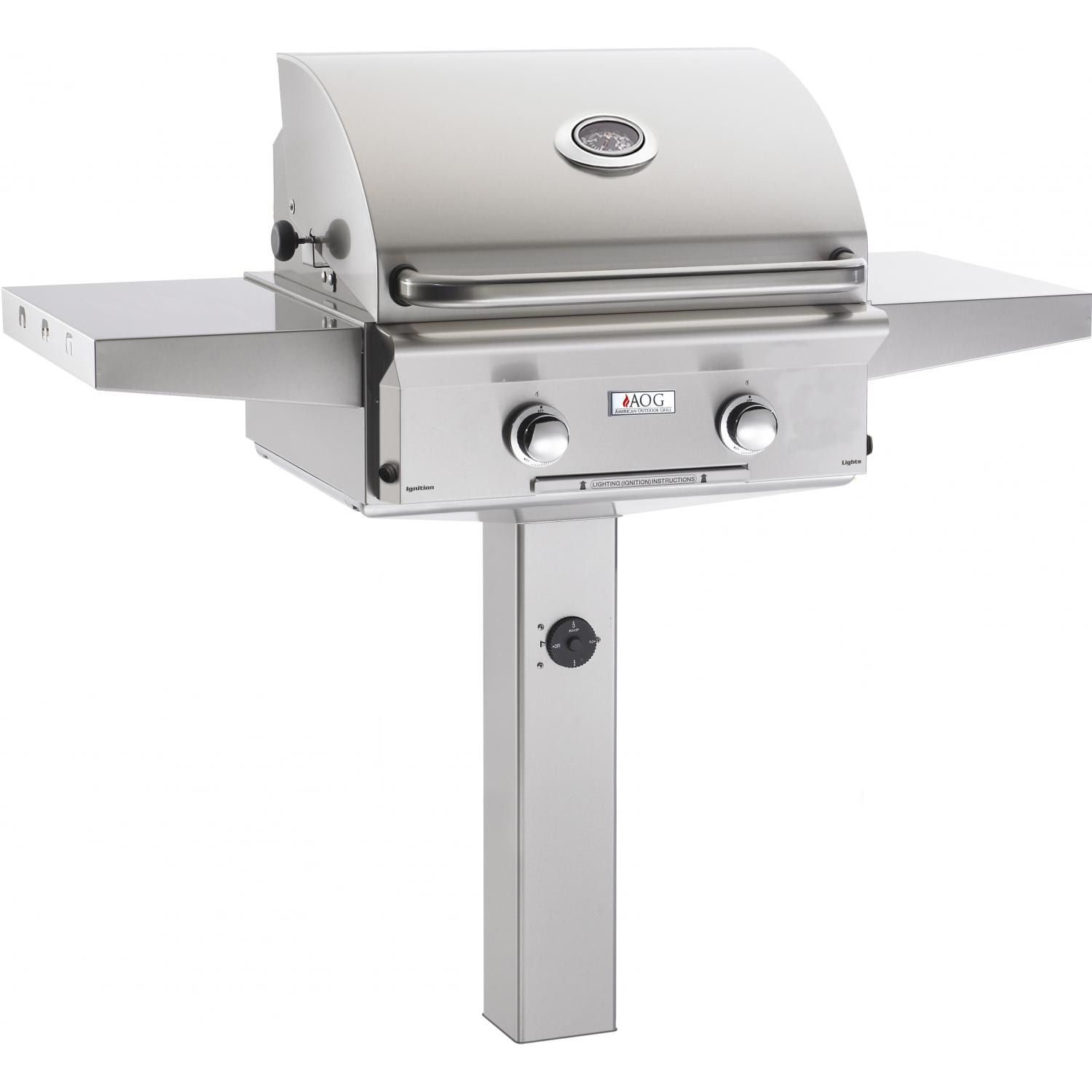 American Outdoor Grill L-Series 24-Inch Freestanding Propane Gas Grill