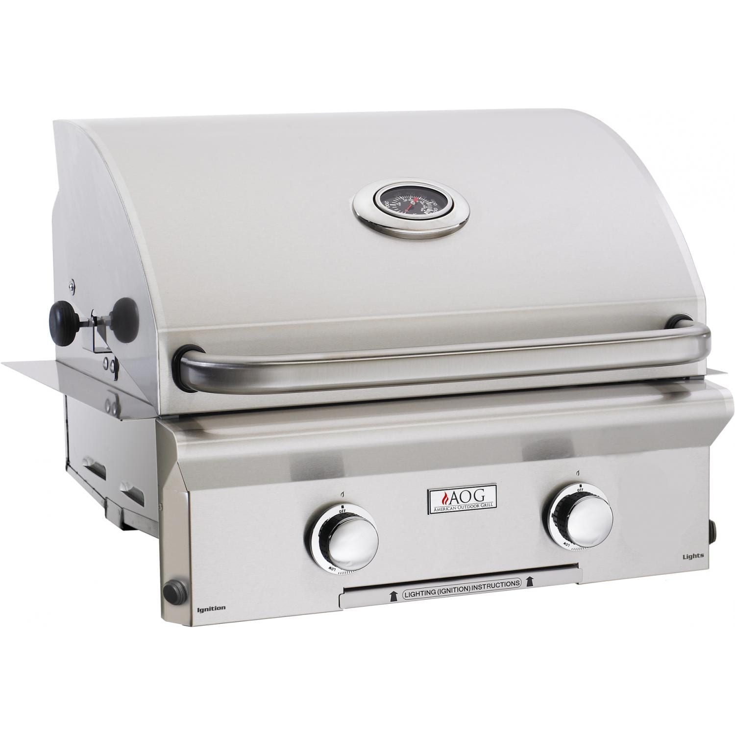 American Outdoor Grill L-Series 24-Inch 2-Burner Natural Gas Grill