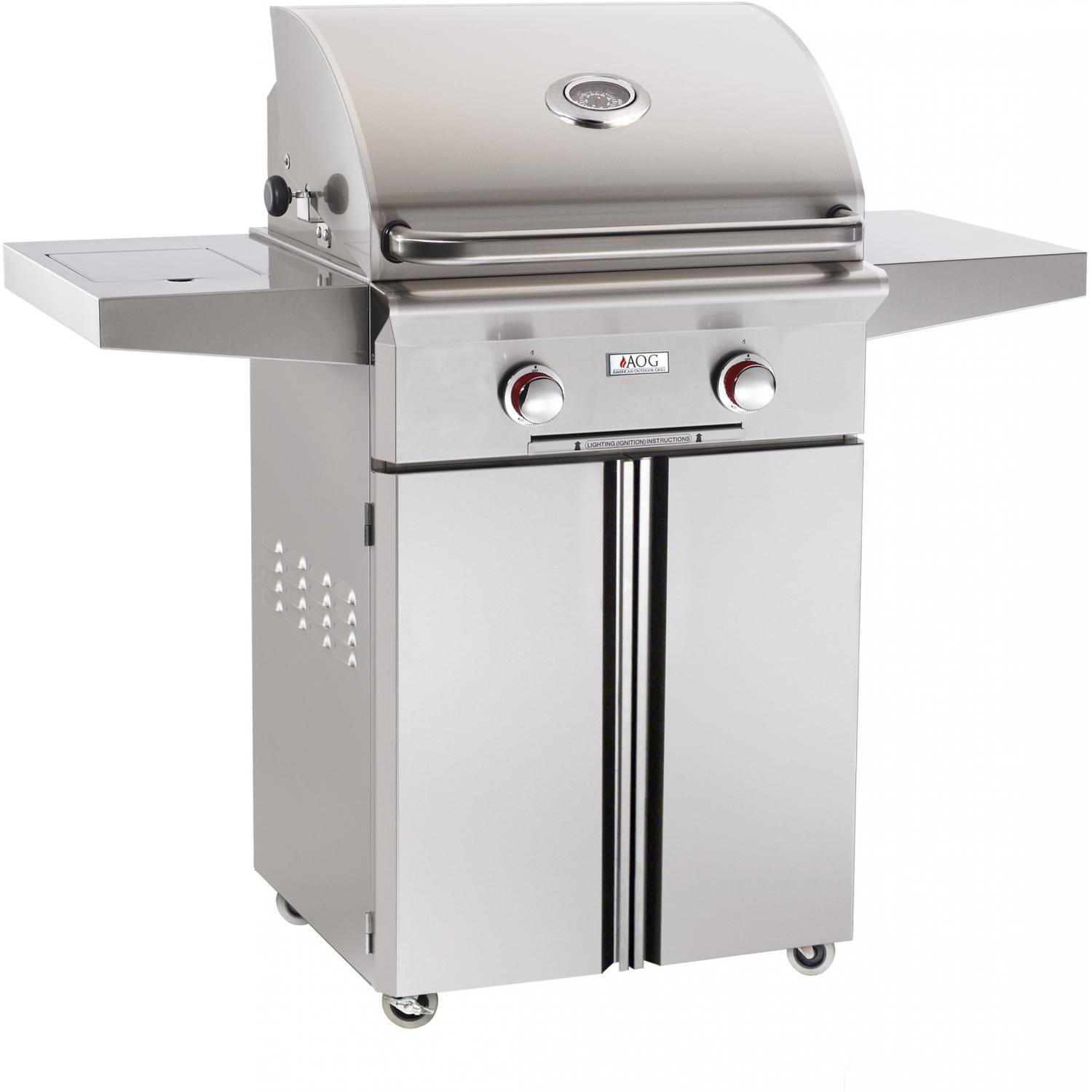American Outdoor Grill T-Series 24-Inch Freestanding Natural Gas Grill