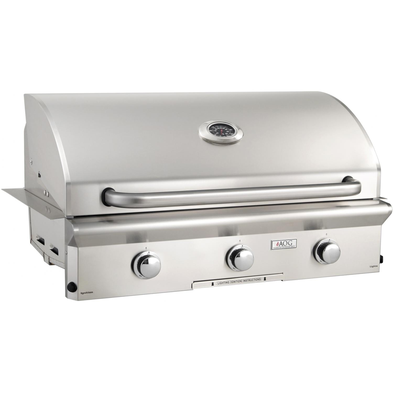 American Outdoor Grill L-Series 36-Inch 3-Burner Natural Gas Grill