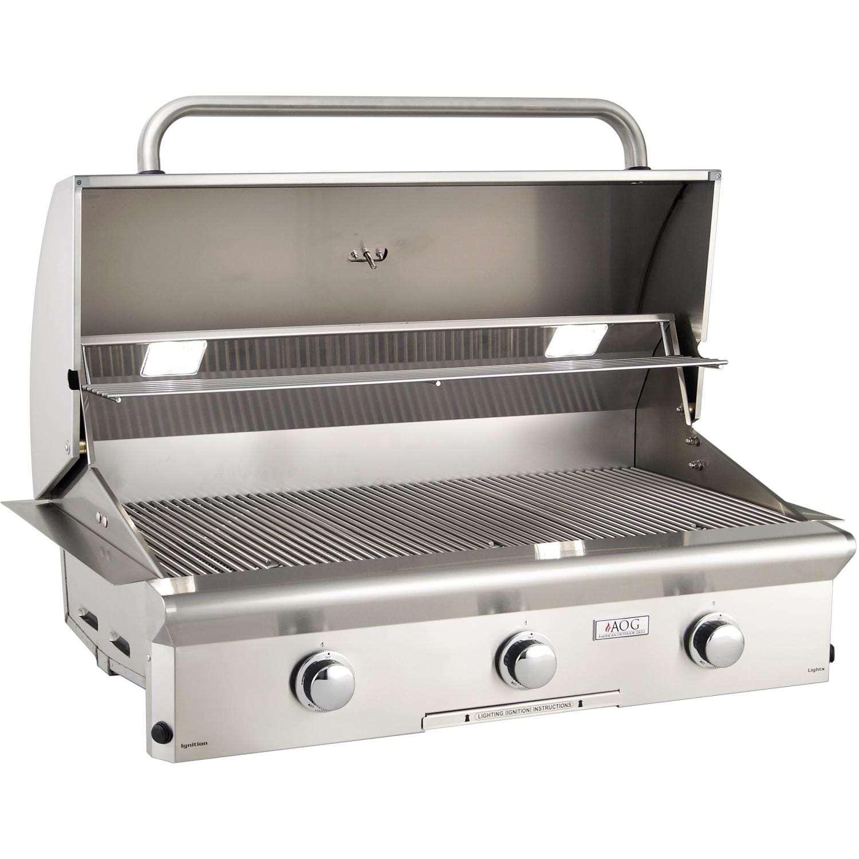 Built In Outdoor Gas Barbecue Grills Outdoor Designs