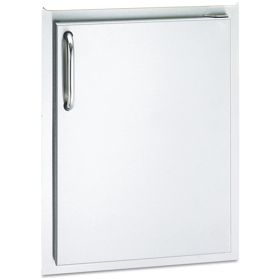 AOG 17-Inch Right Hinged Vertical Single Access Door