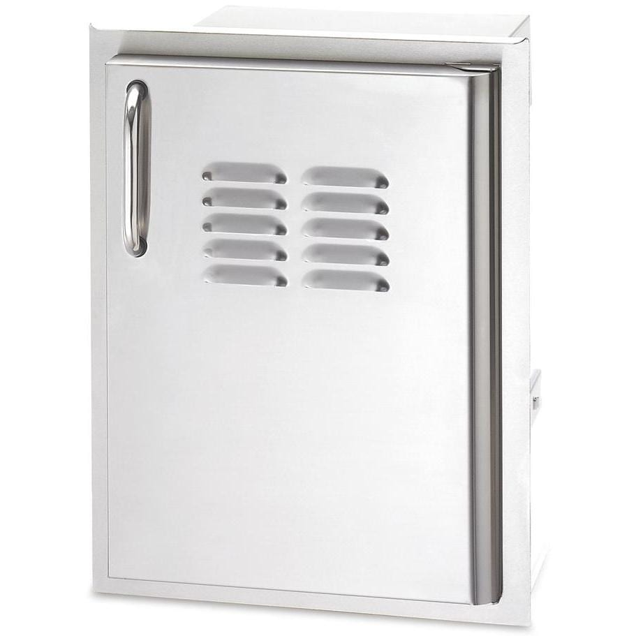 American Outdoor Grill 14 Inch Vertical Access Door Plus Tray