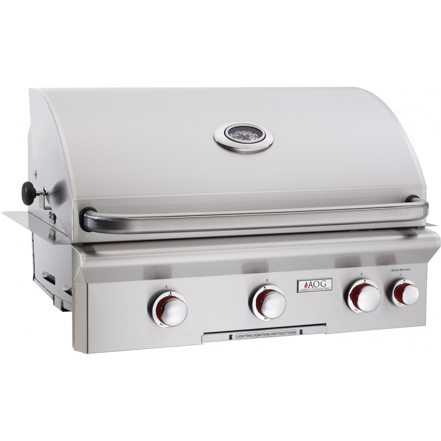 American Outdoor Grill T-Series 30-Inch 3-Burner Natural Gas Grill