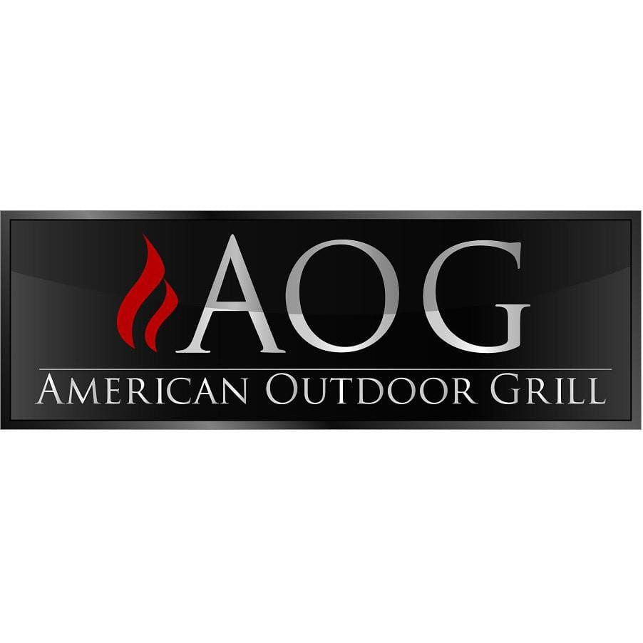 American Outdoor Grill Double Side Burners Cover