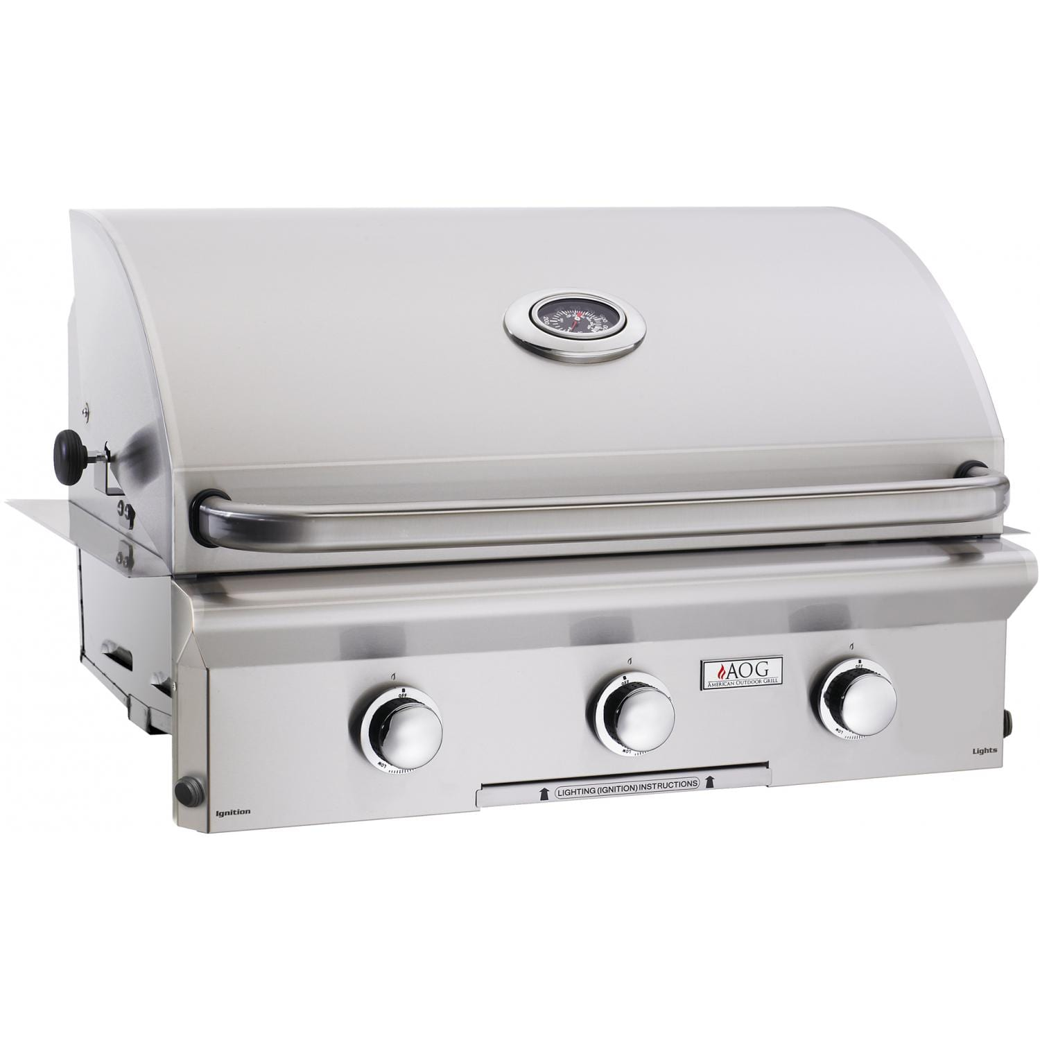 American Outdoor Grill L-Series 30-Inch 3-Burner Natural Gas Grill