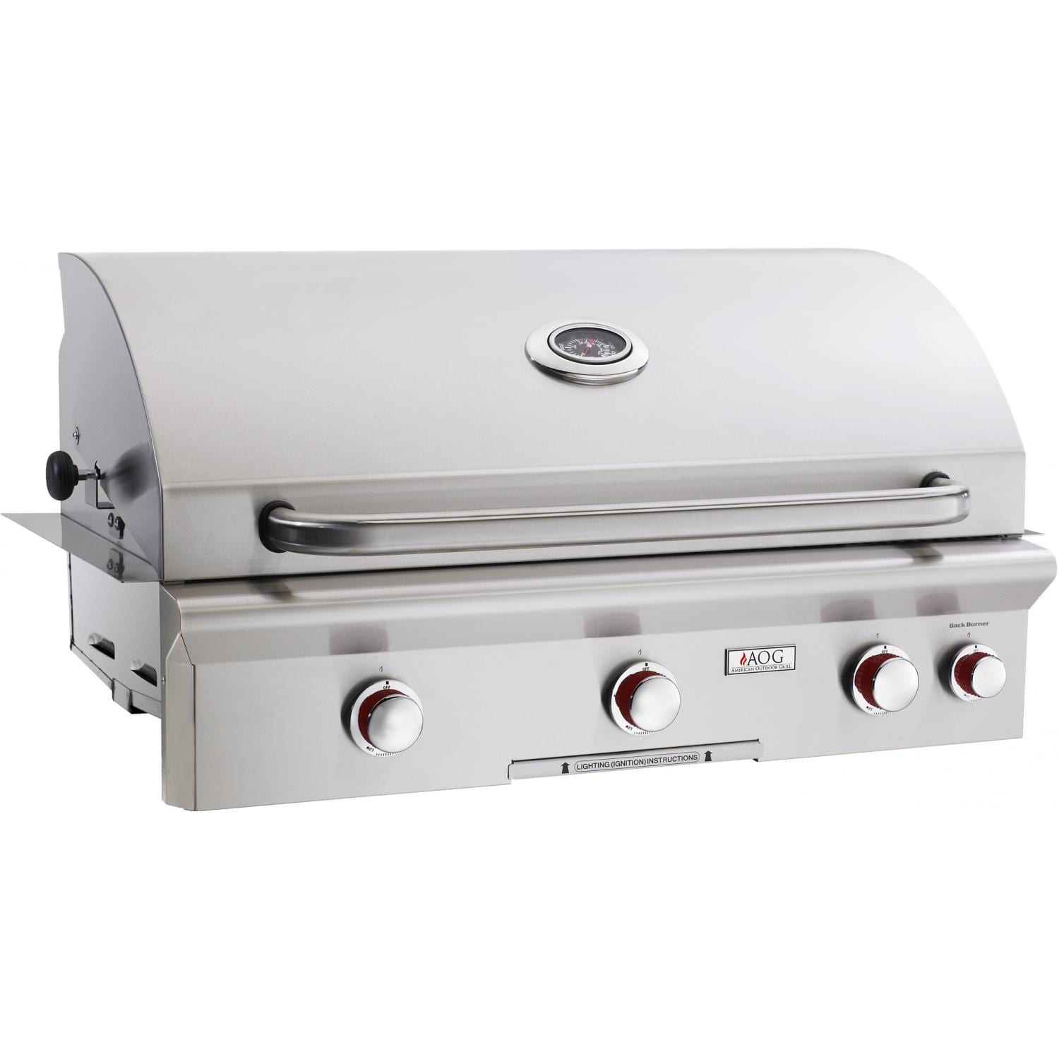 American Outdoor Grill T-Series 36-Inch 3-Burner Grill Plus Rotisserie
