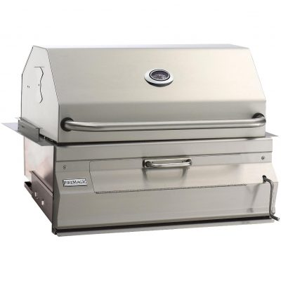 Built-In Charcoal Grills