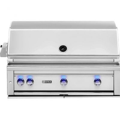 BUILT-IN BBQ GRILLS & SMOKERS