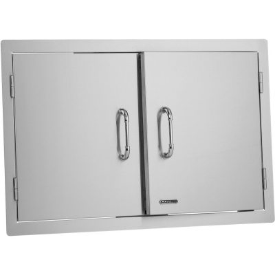 Bull 33-Inch Double Access Door - Stainless Steel - 33568