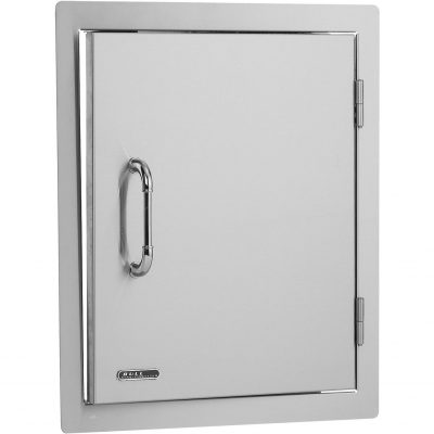 Bull 18-Stainless Steel Single Access Door - Vertical - 89975
