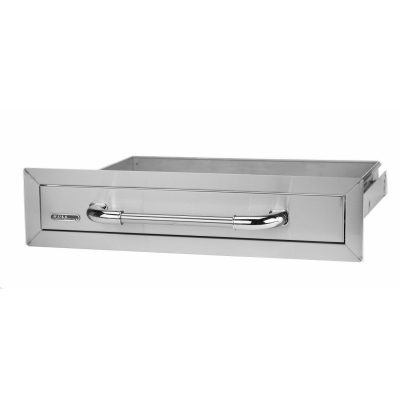 Bull 26-Stainless Steel Single Access Drawer - 9970
