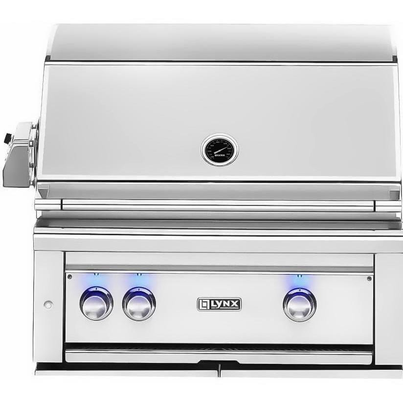 Lynx 30-Inch Natural Gas BBQ Grill