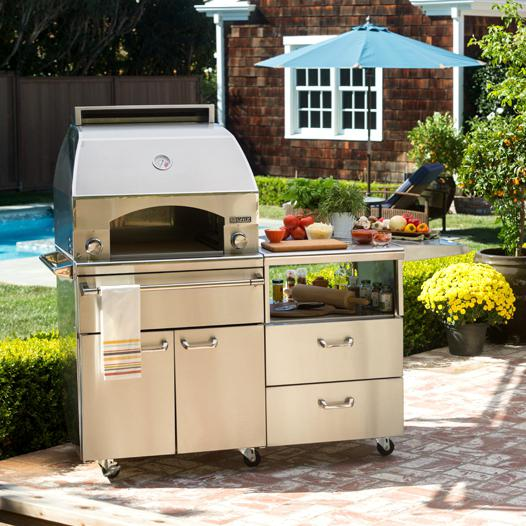 Lynx Professional Freestanding Napoli NG Pizza Oven