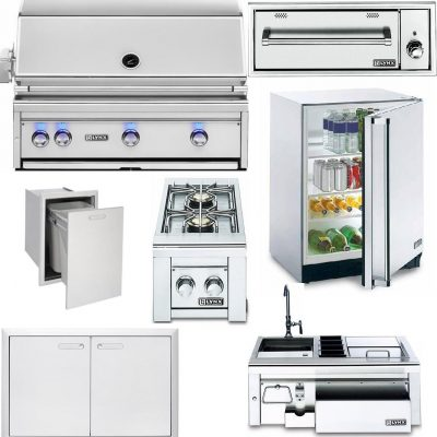 Lynx Outdoor Kitchen Packages