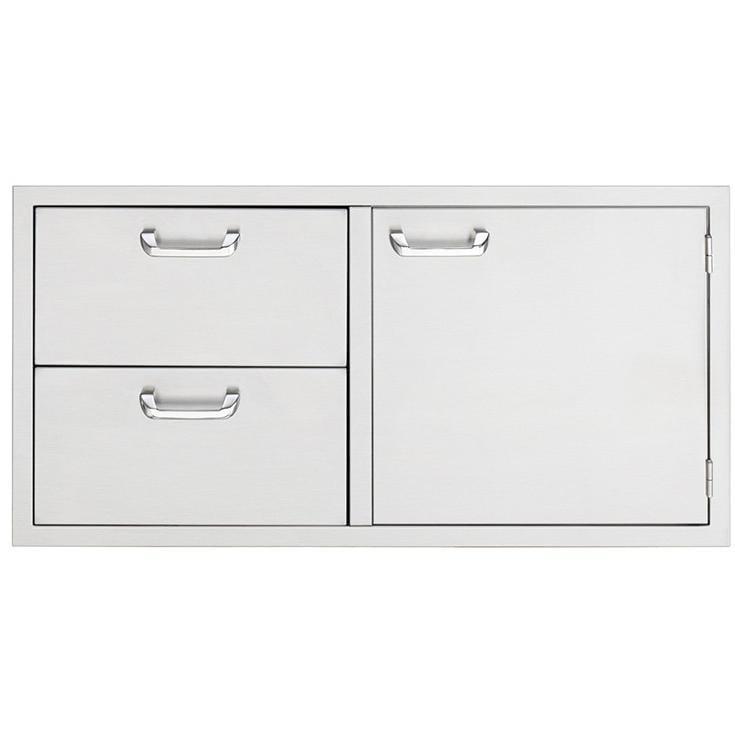 Lynx Sedona 42-Inch Door And Drawer Combination - LSA742