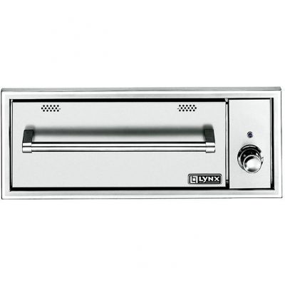 Lynx 30-Inch Built-In 120V Electric Warming Drawer - L30WD-1