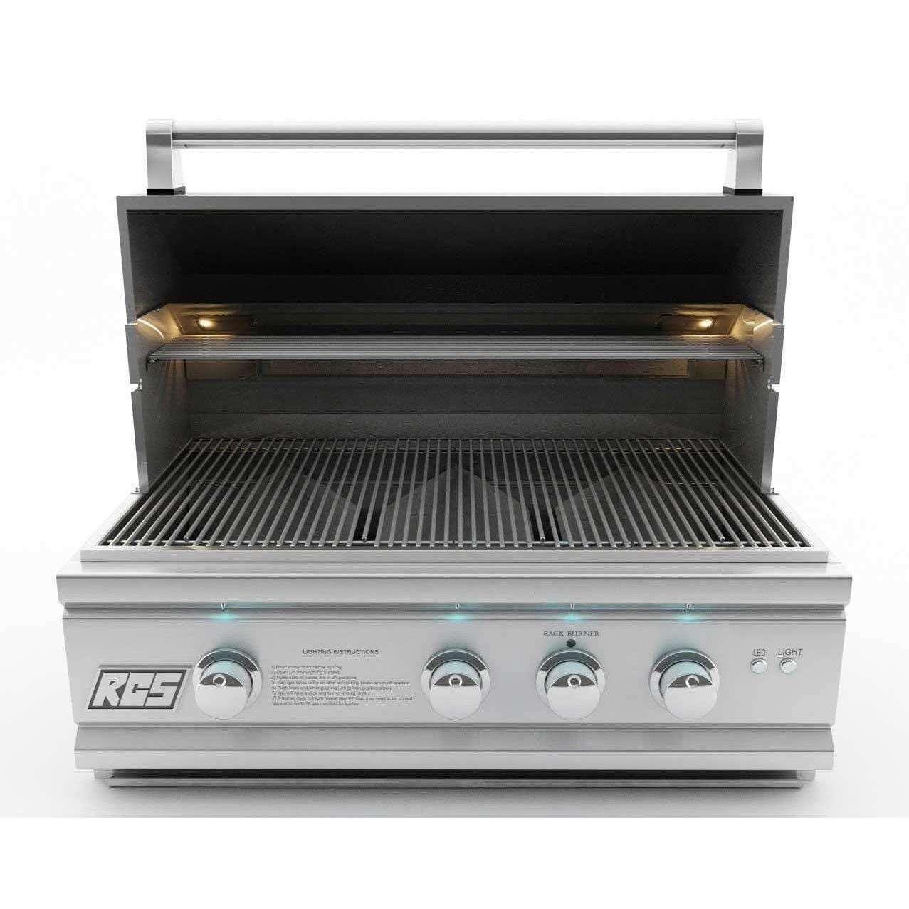 RCS Cutlass Pro 30-Inch Propane Gas Grill