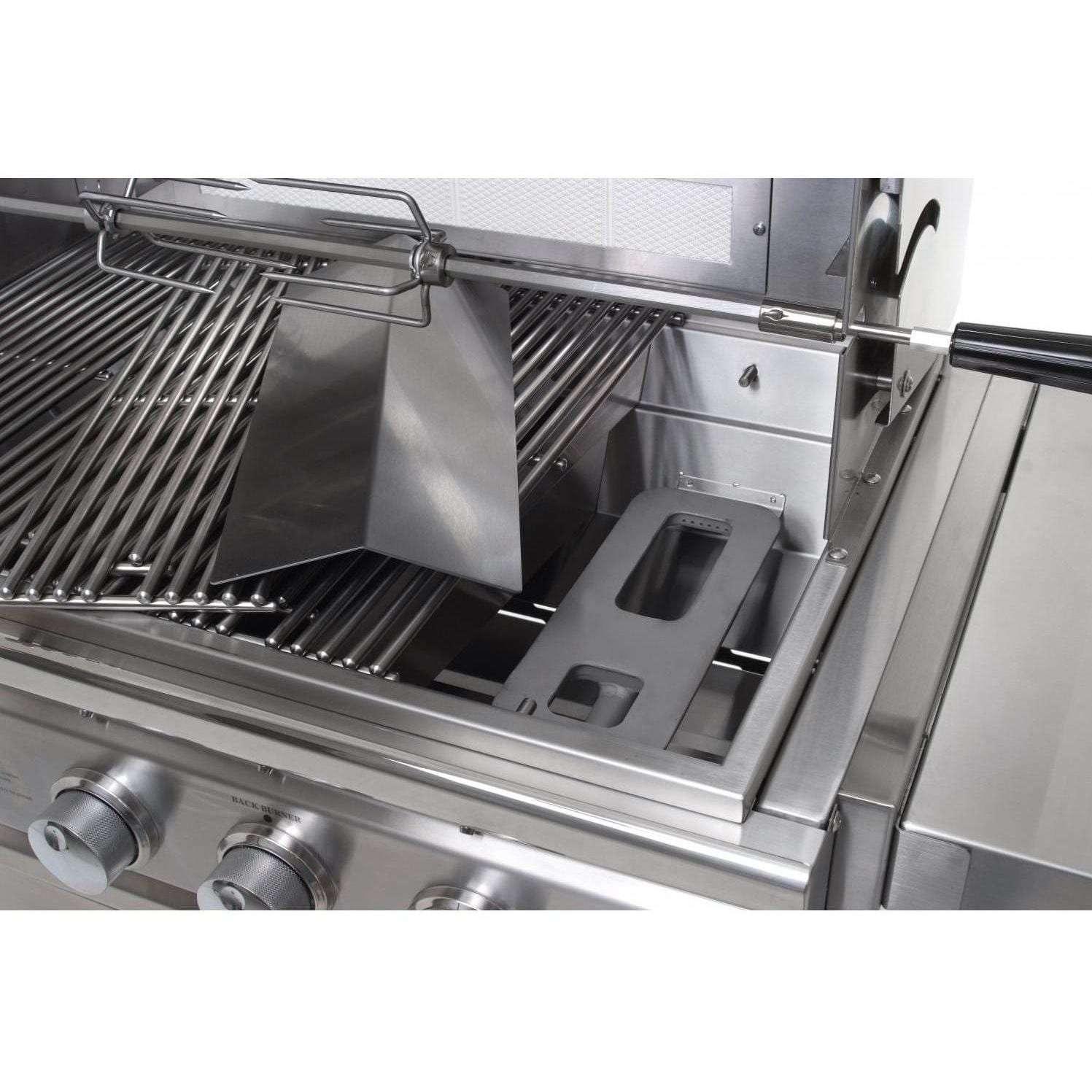 RCS Cutlass Pro Burner