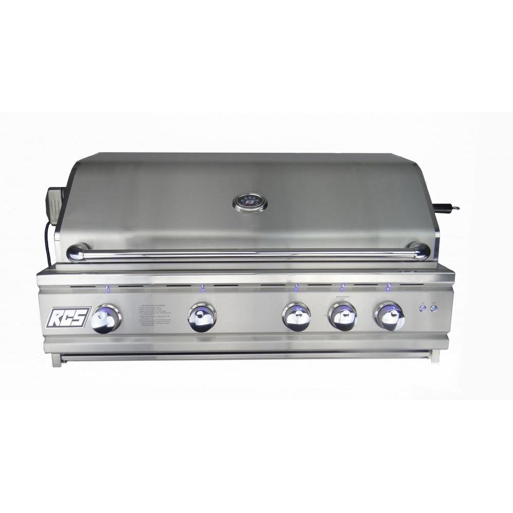 RCS Cutlass Pro 38-Inch Built-In Natural Gas Grill - RON38A-NG