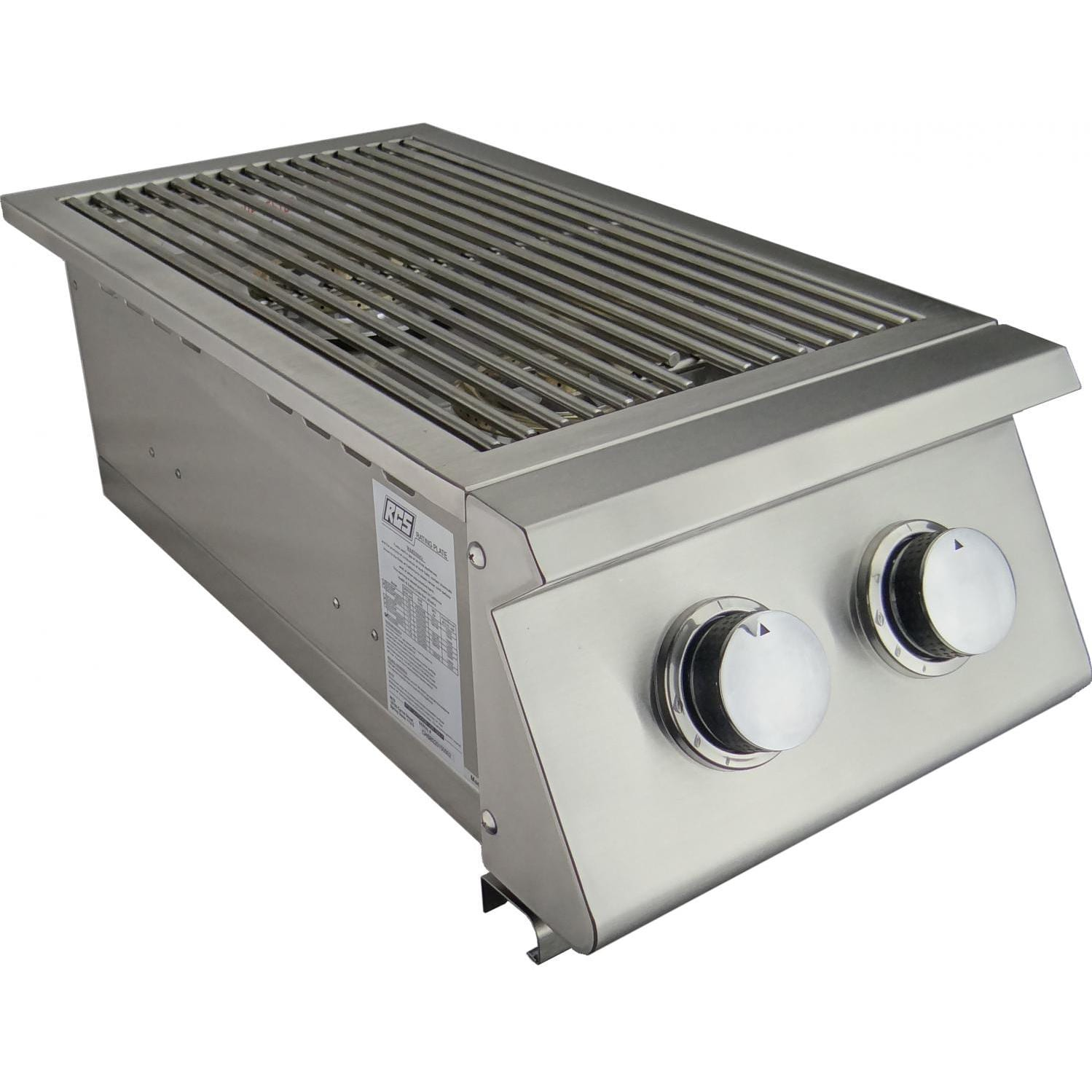RCS Premier Series Natural Gas Double Side Burner
