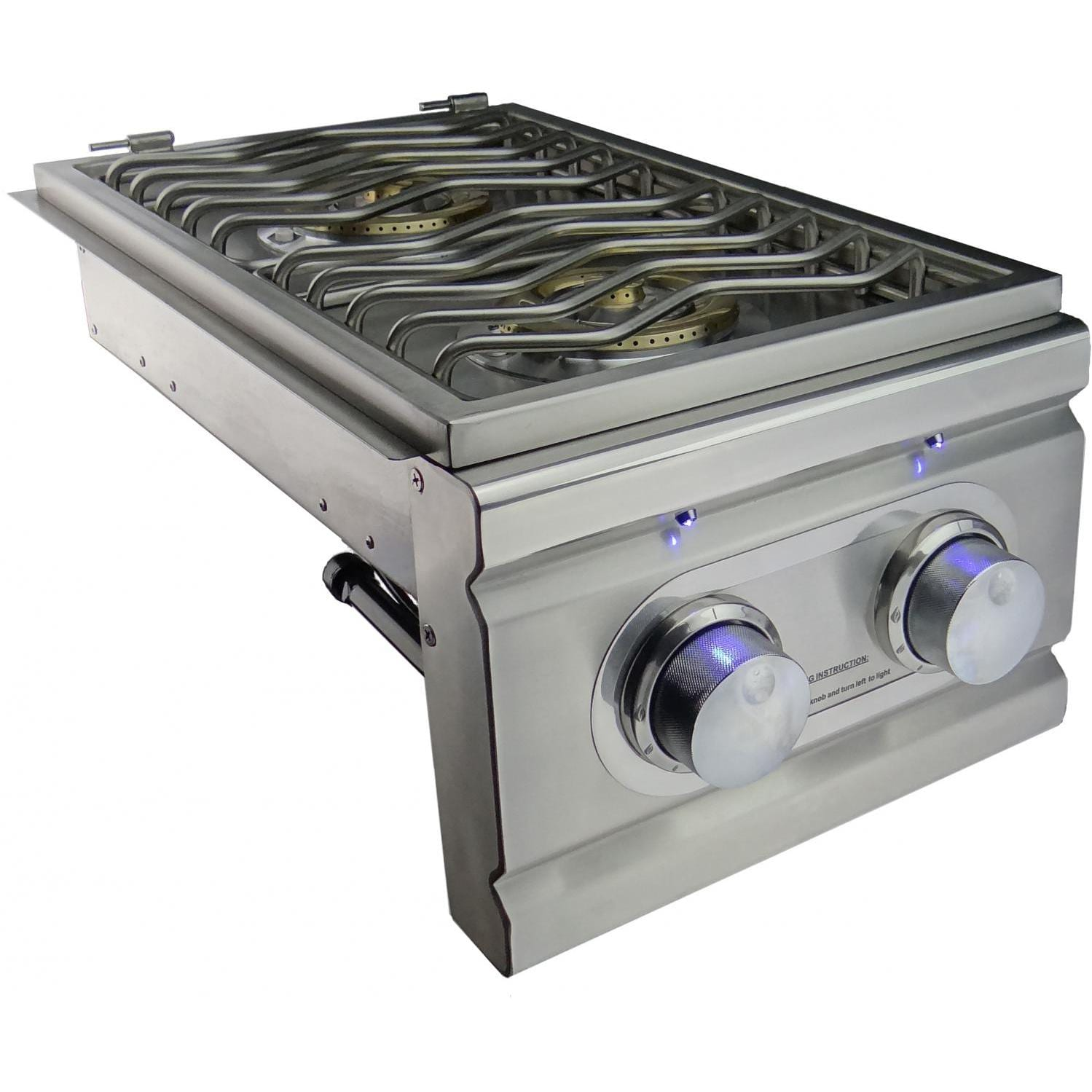 RCS EL Series Propane Double Side Burner