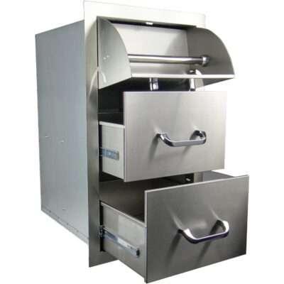 RCS Outdoor Kitchen Storage