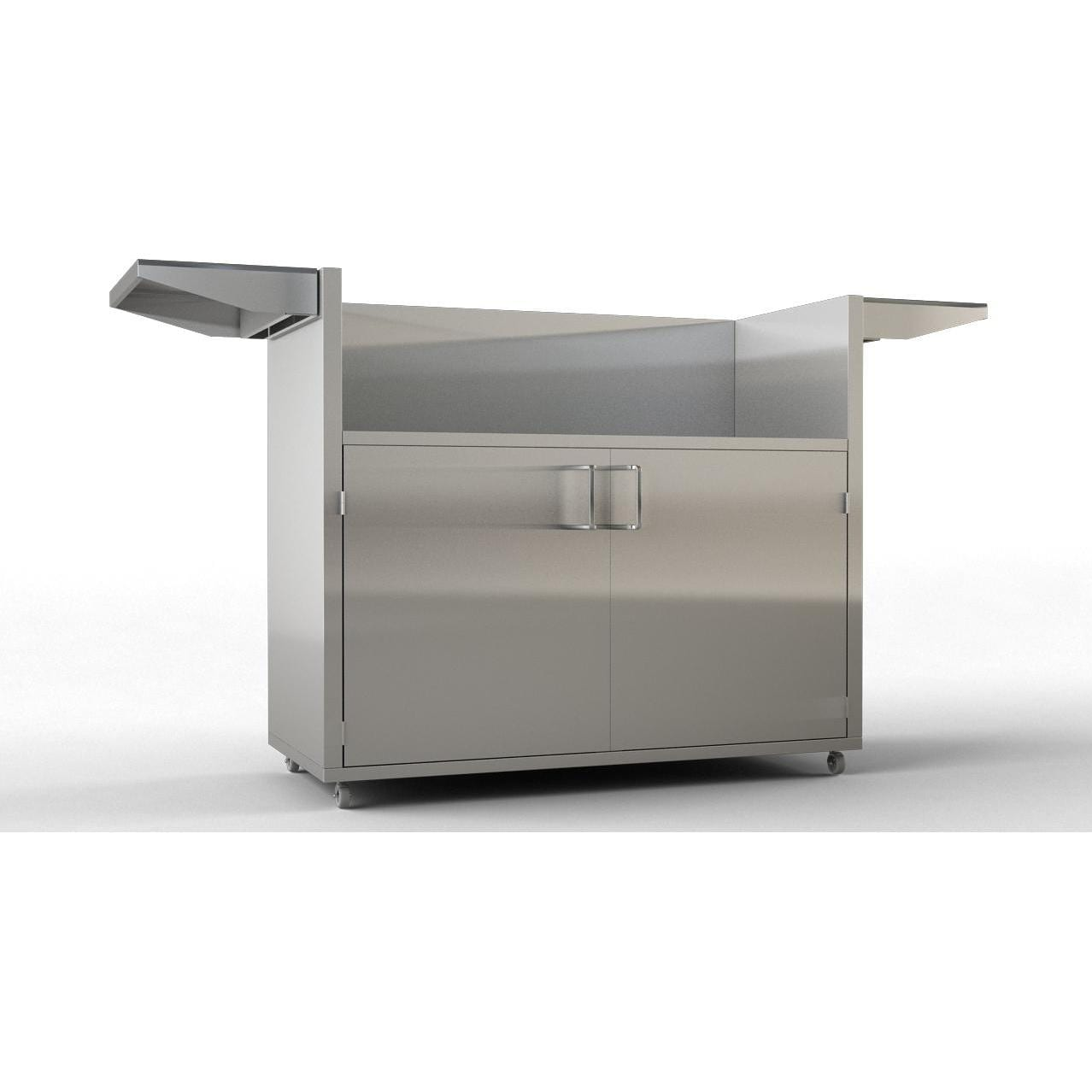 RCS Stainless Steel 30-Inch Grill Cart