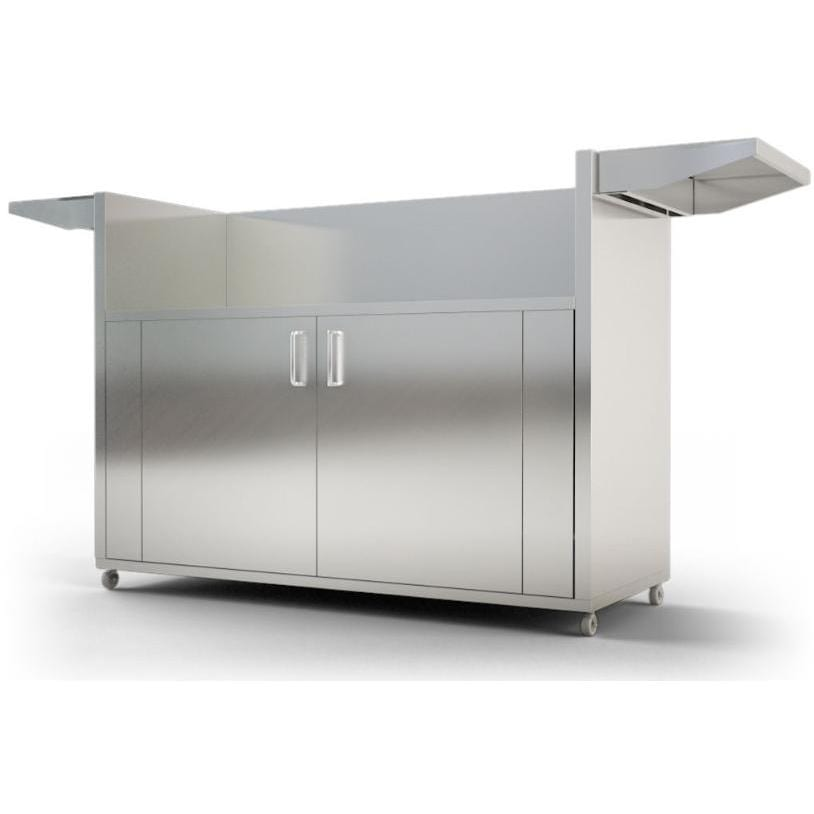 RCS 42-Inch Stainless Steel Grill Cart
