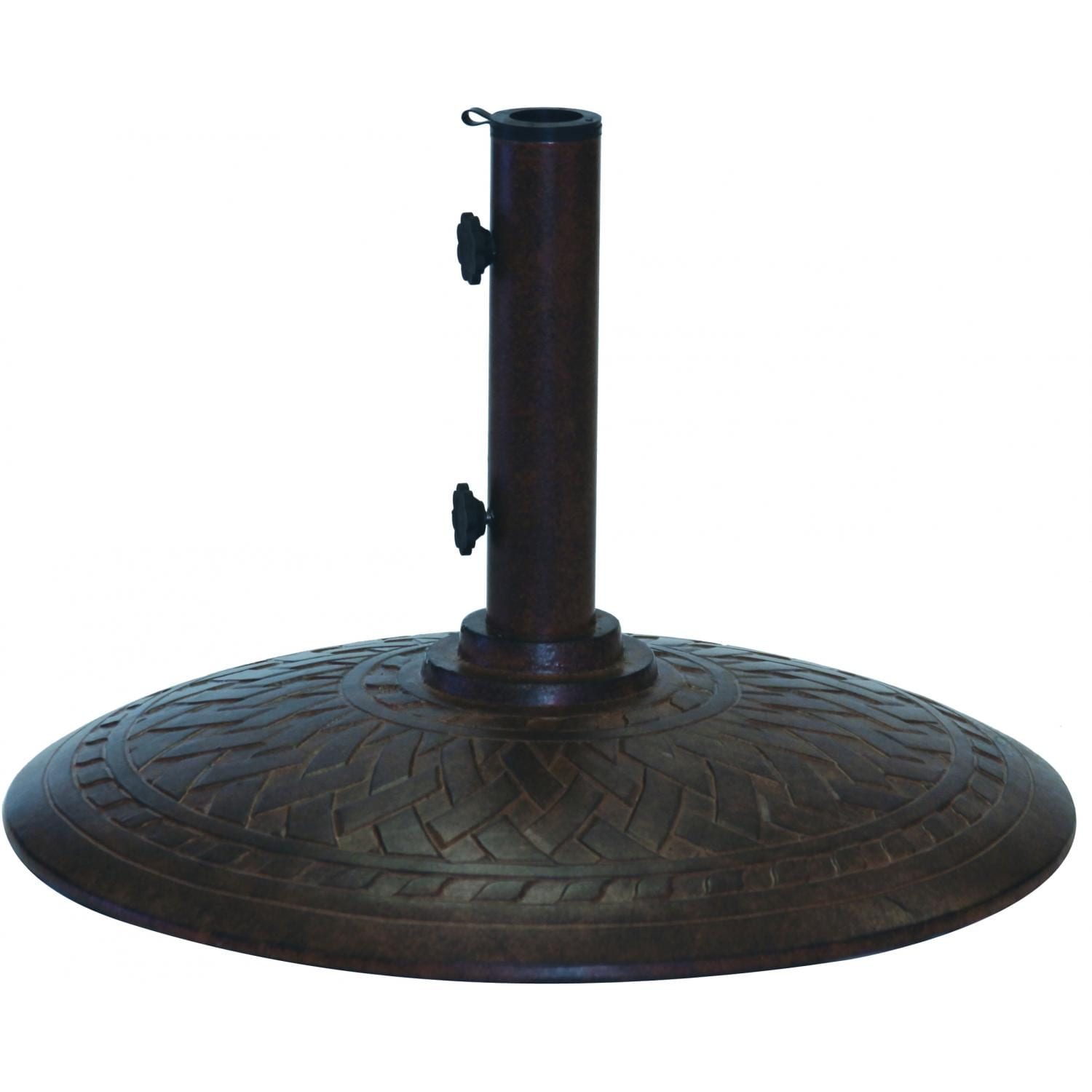 Darlee Series 60 Cast Iron Patio Umbrella Base