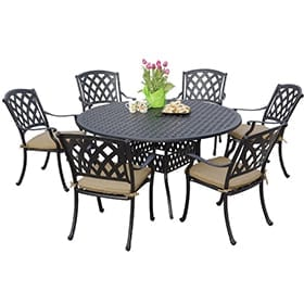 Outdoor Kitchen Dining Sets