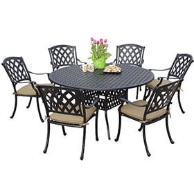 Darlee Patio Furniture & Cast Aluminum Furniture | The Outdoor Store