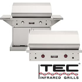 TEC Infrared Gas Grills