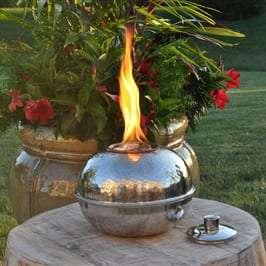 Starlite Patio Firepot Torches