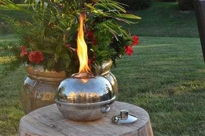 Starlite Patio Sydney Firepot Torch