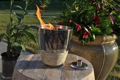 Starlite Patio Lahaina Firepot Torch