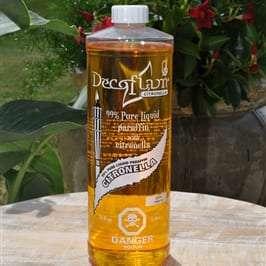 Starlite Patio 32 Ounce Paraffin Oil Citronella