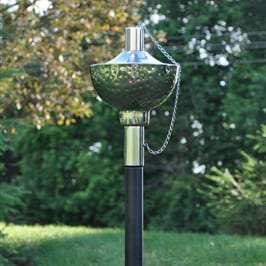 Starlite Patio Hammered Vienna Garden Torch