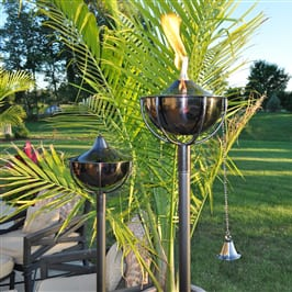Starlite Patio Garden Pole Torches