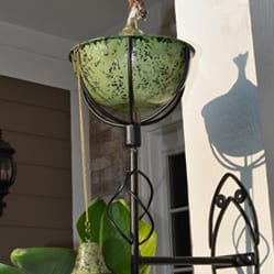 Starlite Patio Sconce Torches